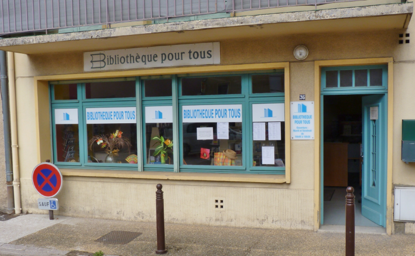 Bibliothèque Pour Tous de Woippy